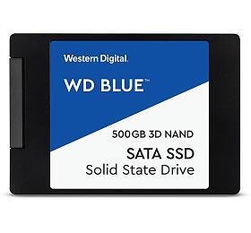 """WD BLUE SSD 3D NAND WDS500G2B0A 500GB SATA/600,, 2.5"""""""
