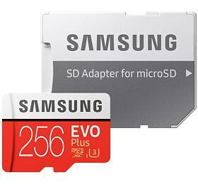 Samsung EVO Plus + SD adaptér