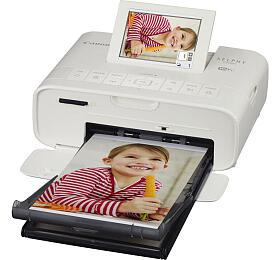CANON CP1300 Selphy WHITE -termosublimační tiskárna