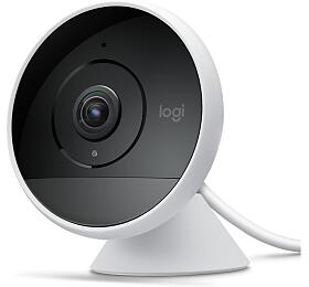 Logitech® Circle 2Wired indoor/outdoor security camera -WHITE -EMEA