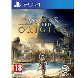 Hra na PS4 Assassin's Creed Origins