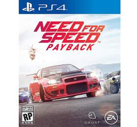 Hra naPS4 EANeed for Speed Payback