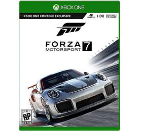 Hra na Xbox One Conquest Forza Motorsport 7
