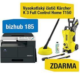 Minolta Bizhub 185 + Kärcher vysokotlaký čistič K 3 Full control Home