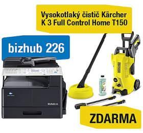 Minolta Bizhub 226 + Kärcher vysokotlaký čistič K 3 Full control Home