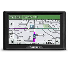 Garmin Drive 51S Lifetime Europe45, černá