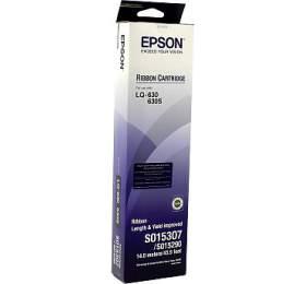 EPSON páska C13S015307/ LQ-630/ Černá