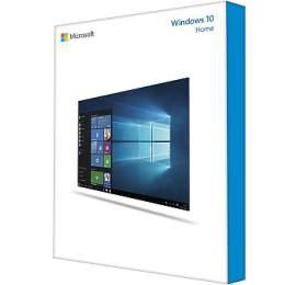 MS Windows 10 Home 32-bit CZ OEM 1pk DVD