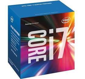 INTEL Core i7-6700 / Skylake / LGA1151 / max. 4,0GHz / 4C/8T / 8MB / 65W TDP / BOX