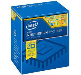 INTEL Pentium G4500 / Skylake / LGA1151 / 3,5GHz / 2C/2T / 3MB / 51W TDP / BOX