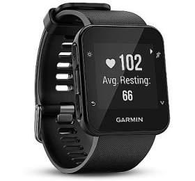 GARMIN GPS sportovní hodinky Forerunner 35 Optic černé
