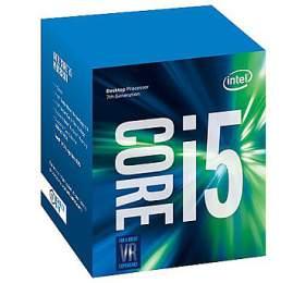 INTEL Core i5-7500 / Kaby Lake / LGA1151 / max. 3,8GHz / 4C/4T / 6MB / 65W TDP / BOX