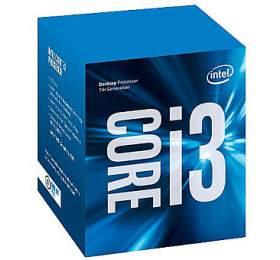 INTEL Core i3-7100T / Kaby Lake / LGA1151 / 3,4GHz / 2C/4T / 3MB / 35W TDP / BOX bez chladiče