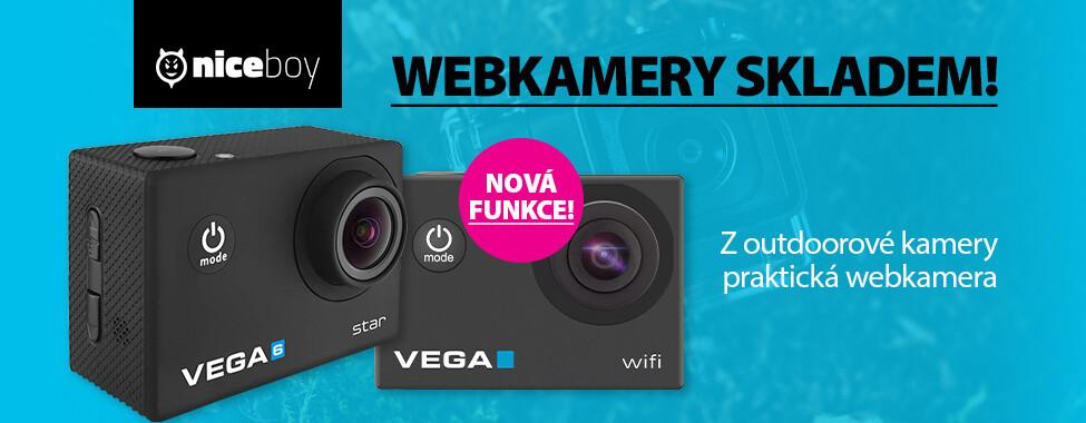 Nové funkce kamer VEGA - buďte ve spojení