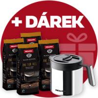Získejte dárek za nákup kávovaru Miele CM 5710 Silence
