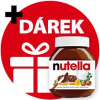 Nutella za nákup výrobků Tefal