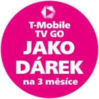 T-Mobile TV GO k vybraným Philips TV zdarma!