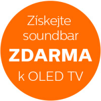K nákupu Philips OLED TV soundbar zdarma