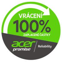 Acer Slib spolehlivosti