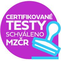 Schválenéantigenní testy na Covid-19