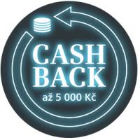 Cashback až 5 000 Kč zpět při nákupu spotřebičů Siemens