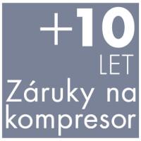 Liebherr prodloužená záruka 10 let na kompresor