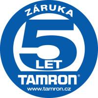 Prodloužená záruka 5 let na výrobky Tamron