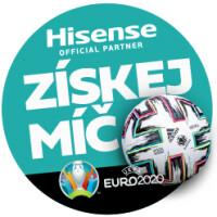 Zakup chladničku Hisense a získej fotbalový míč