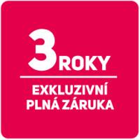 Sencor - bezplatný servis 36 měsíců