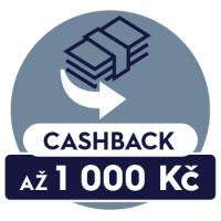 Electrolux CashBack! Získej až 1 700 Kč při nákupu vysavače.