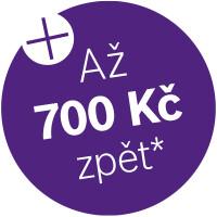 Cashback až 700 Kč na kuchyňské roboty Bosch