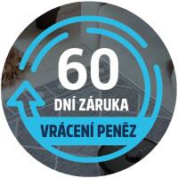 Záruka 60 dní vrácení peněz na vysavače Eta