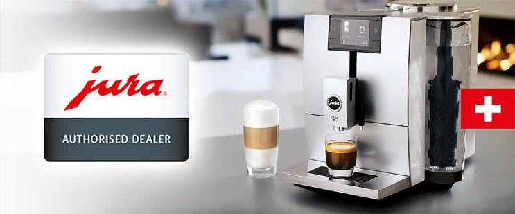 Autorizovaný prodejce švýcarských kávovarů JURA - výhody nákupu v ONLINESHOP.cz