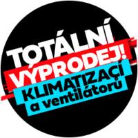 Výprodej ventilátorů a klimatizací za AKČNÍ ceny!