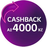 LG CashBack - získejte až 3.000 Kč z Vašeho nákupu zpět
