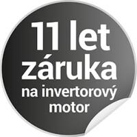 ZÁRUKA 11 let na motor a nebo kompresor