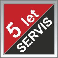 Na vybrané spotřebiče MORA bezplatný servis 5 let