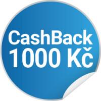 Candy CashBack - získejte zpět 1 000 Kč