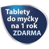 Tablety do myčky na rok ZDARMA