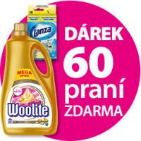 60 praní zdarma s pračkou Gorenje WaveActive!