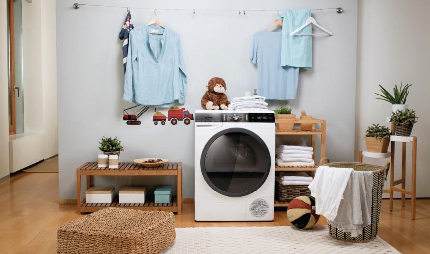 Gorenje 60 dní na vyzkoušení sušičky prádla řady WaveActive