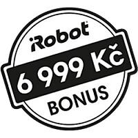 iRobot CASHBACK - získejte zpět 6 999 Kč