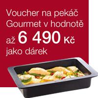 Pekáč Gourmet k troubě Miele Series jako dárek!