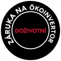 Doživotní ZÁRUKA AEG na ÖKOINVERTOR