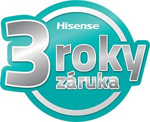 Prodloužená záruka Hisense 24+12