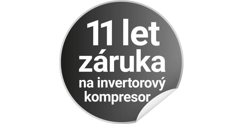 ZÁRUKA 11 let na KOMPRESOR