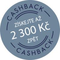 Electrolux CashBack až 2 300 Kč
