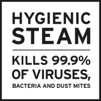 HYGIENIC STEAM - hygienicky čisté prádlo