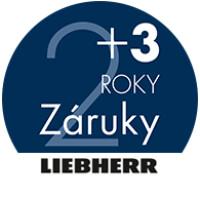 Liebherr prodloužená záruka 5 let