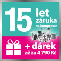 Získejte k nákupu NoFrost chladničky Gorenje dárek + 15 let záruku
